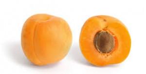 Gele abrikozen
